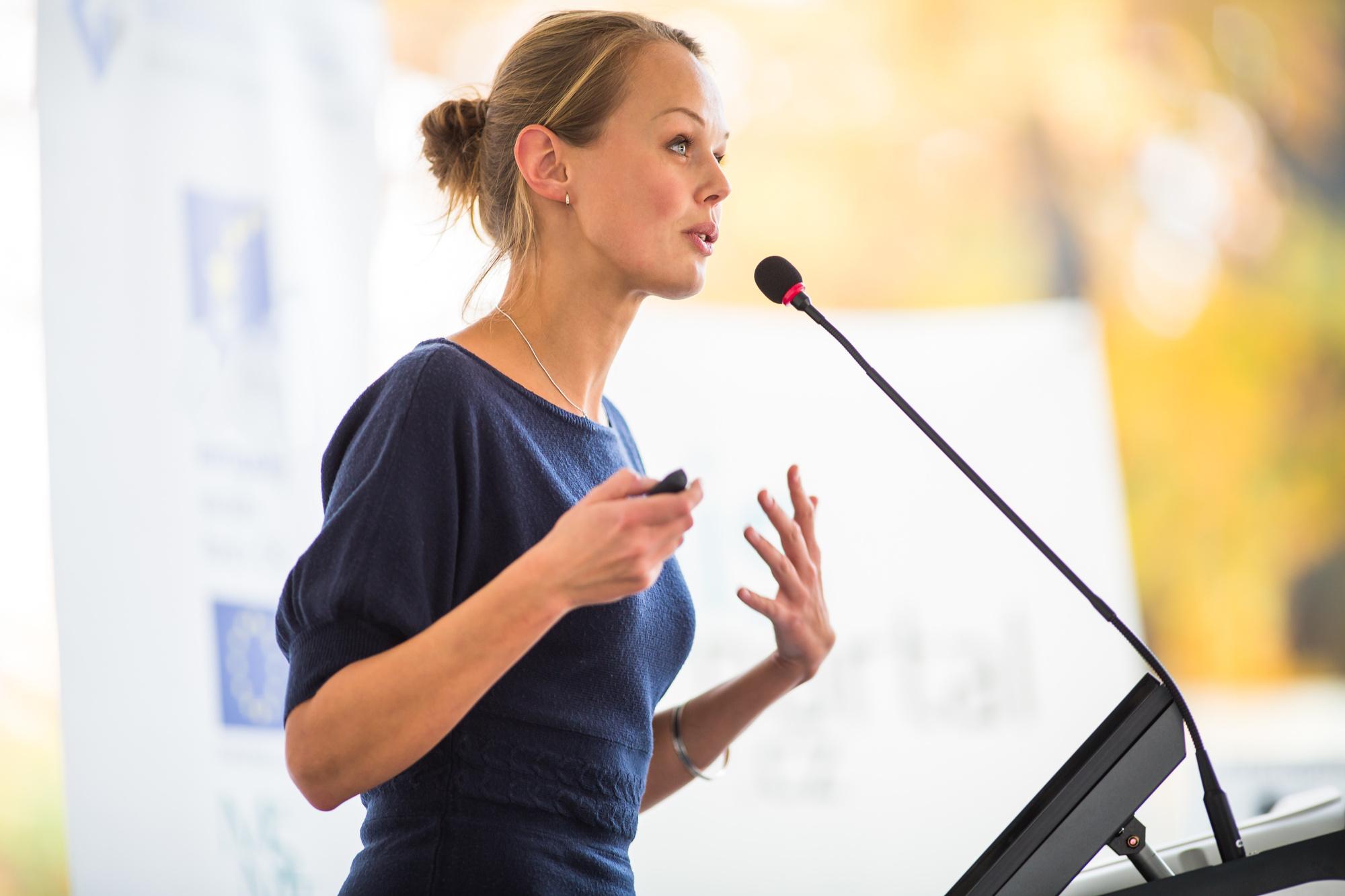 international speaker