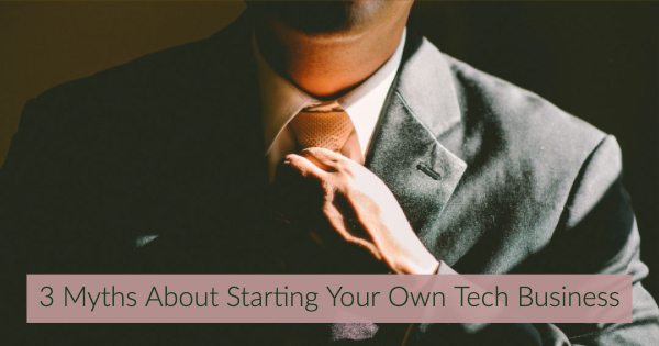 how to become a tech entrepreneur